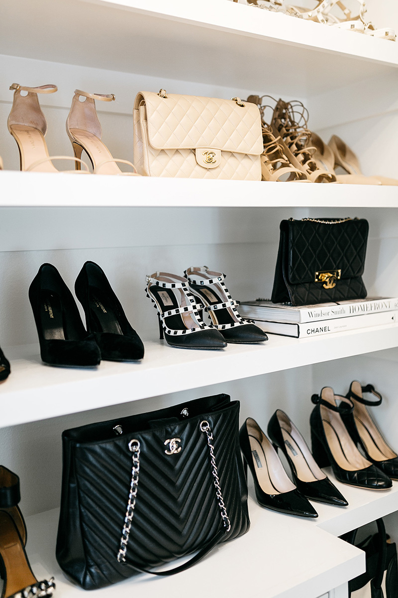 CLOSET INSPIRATION // CHANEL BAGS