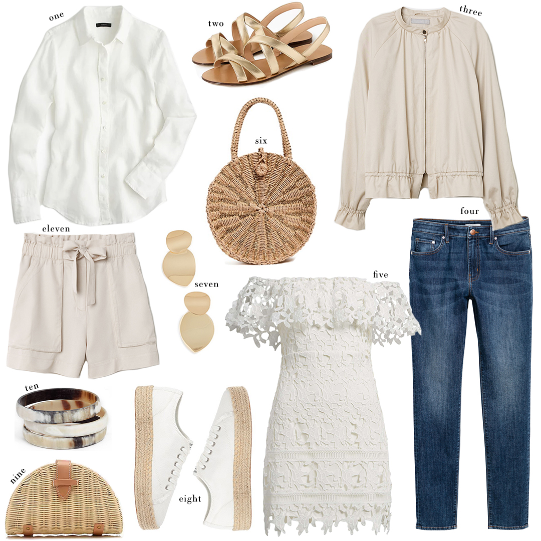 Neutrals Under $100 | The Style Scribe