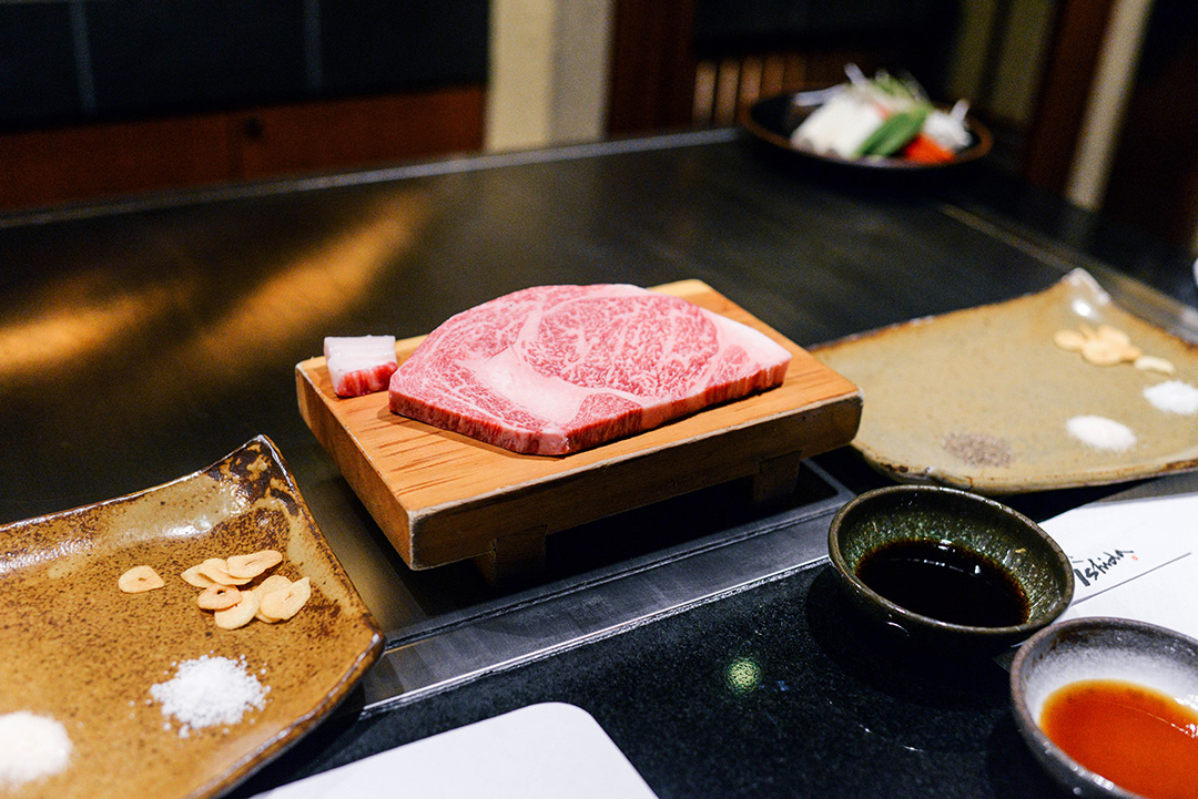Kobe Steak Ishida | Japan Travel Diary