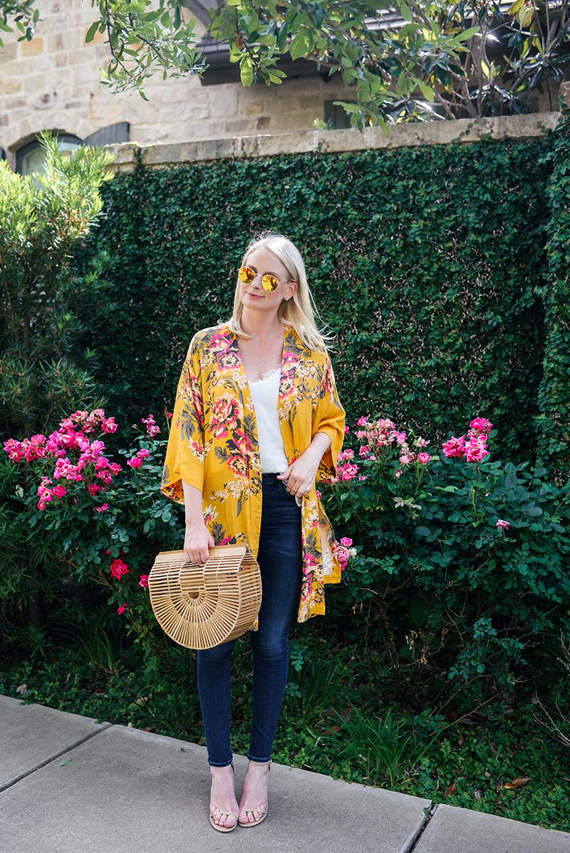 Minkpink Tokyo Kimono on Revolve Clothing | Dallas Blogger