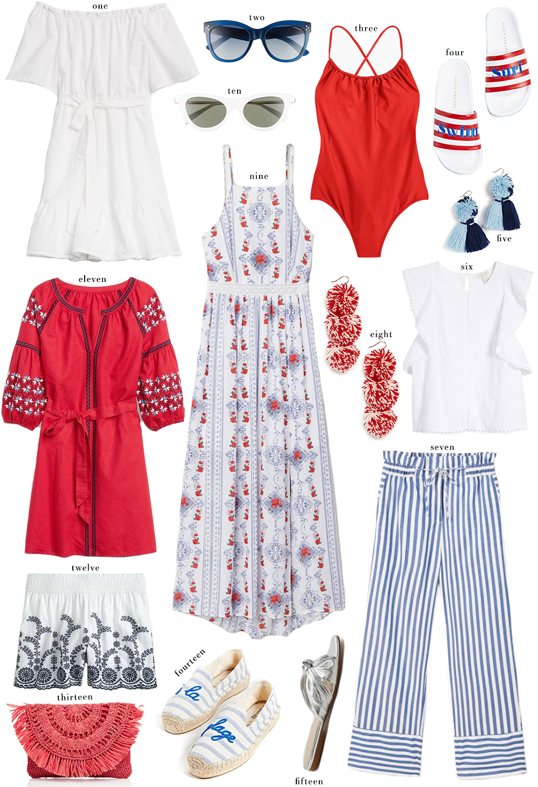 Independence Day Style Under $100