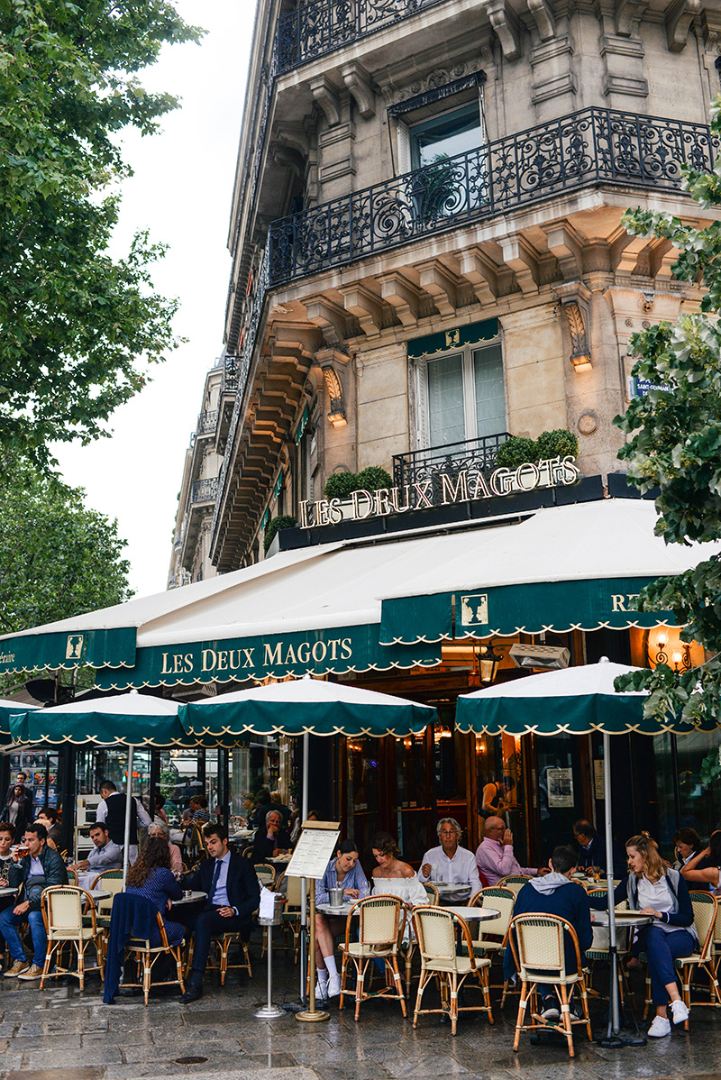 Wandering The Streets of Paris | The Style Scribe by Merritt Beck