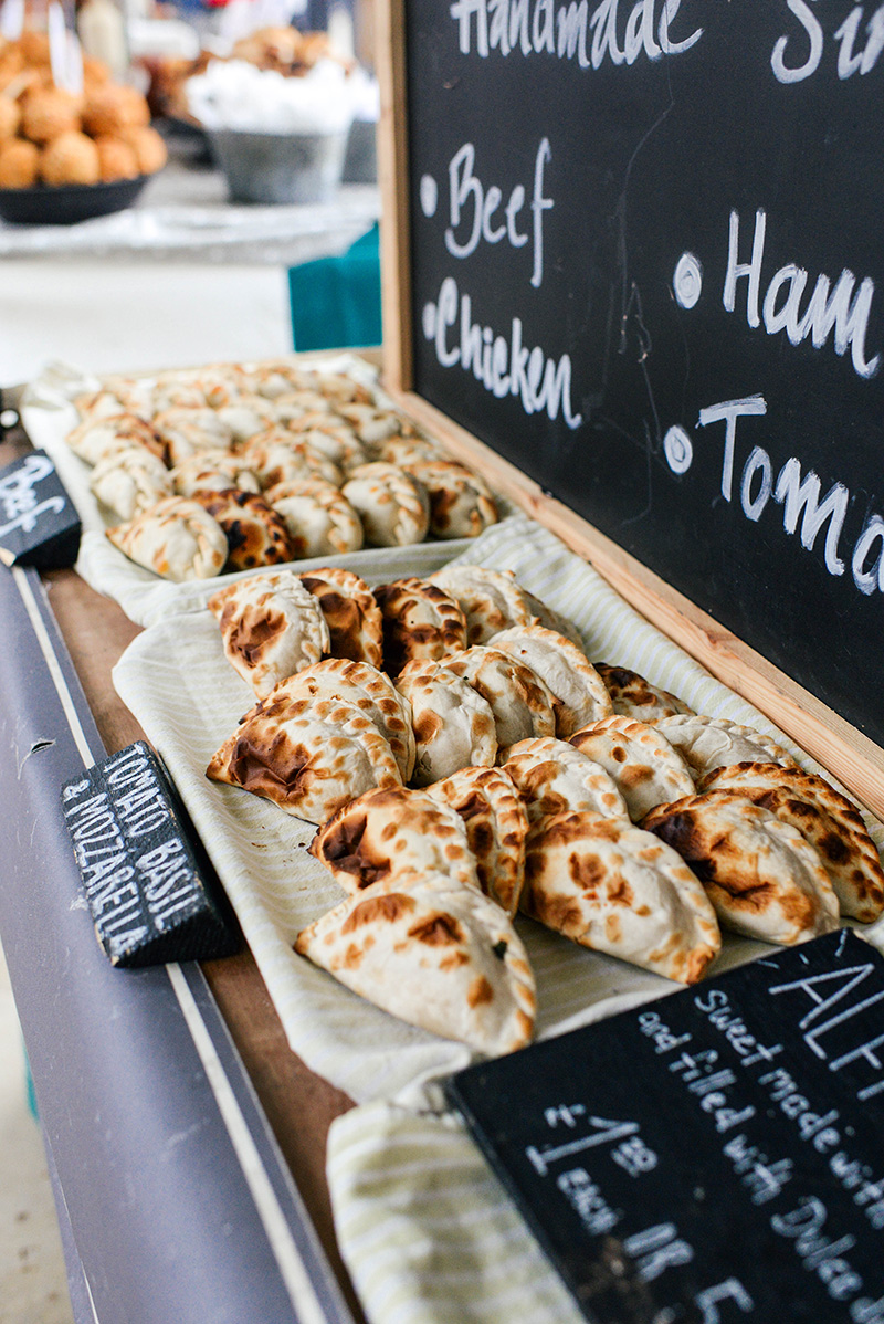 Chango Empanadas | Duke of York Square Food Market | The Style Scribe