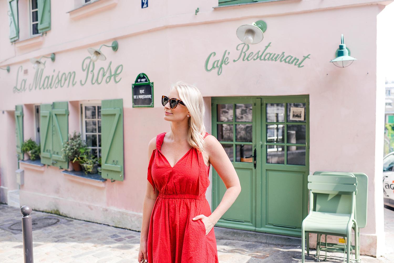 Exploring Montmartre in Paris, France