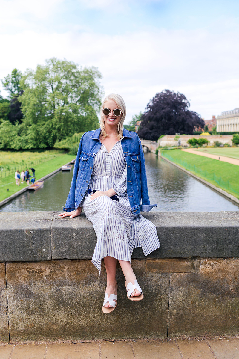 Visiting Cambridge, England   What to See + What I Wore