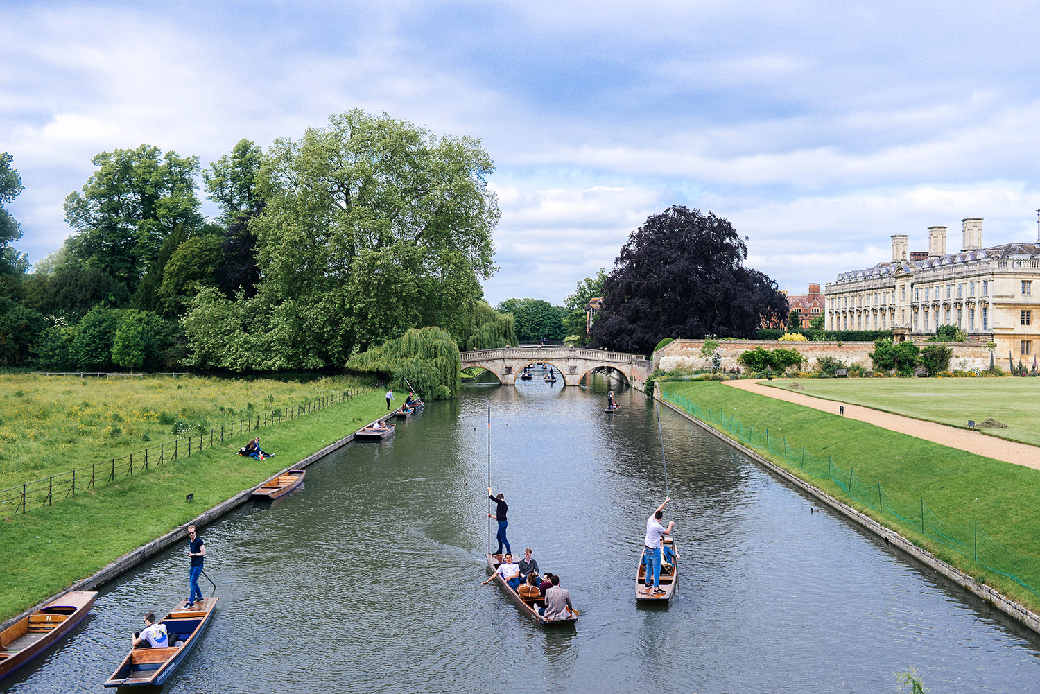 Visiting Cambridge, England | What to See + What I Wore