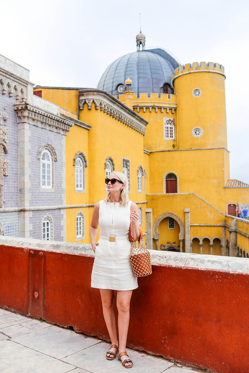 Visiting Pena Palace in Sintra, Portugal   Best Tips for an Easy Trip!