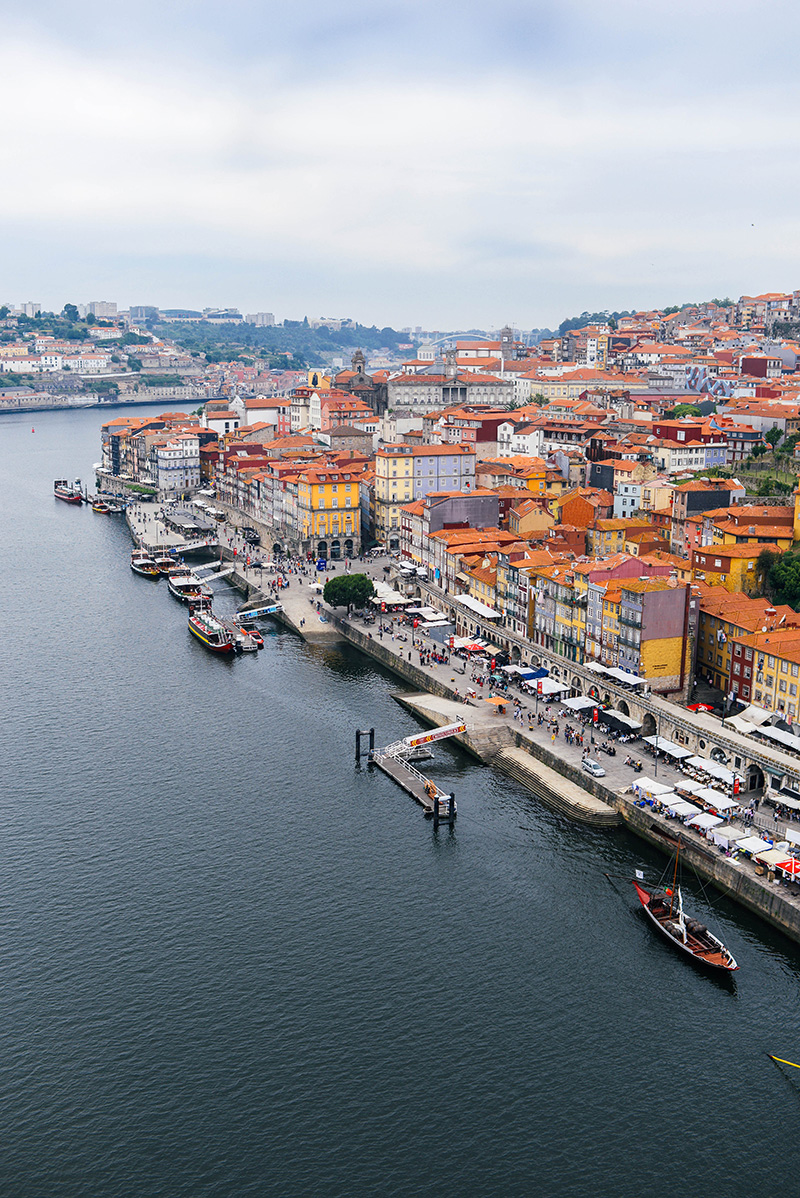 Best Viewpoints in Porto, Portugal | Merritt Beck of The Style Scribe