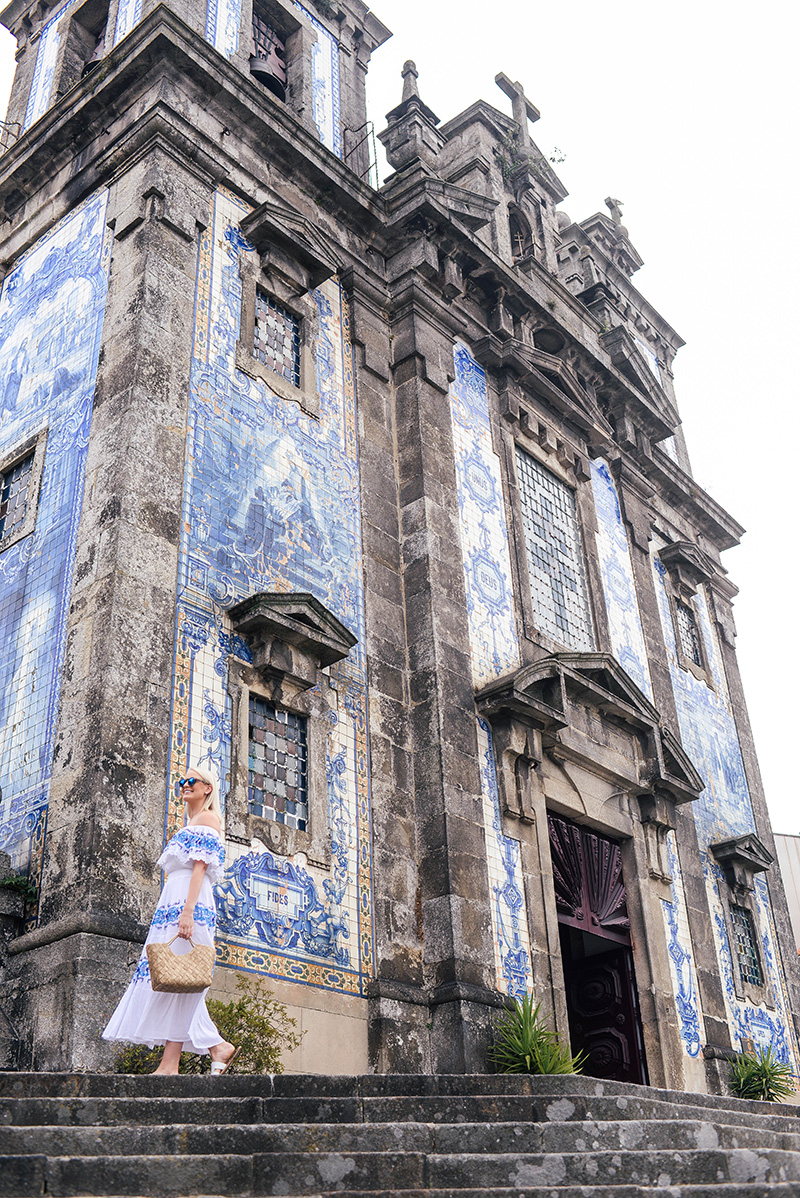 Igreja de Santo Ildefonso in Porto, Portugal | Merritt Beck of The Style Scribe