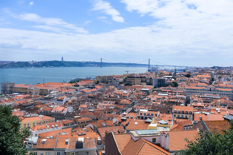 Best Views in Lisbon, Portugal