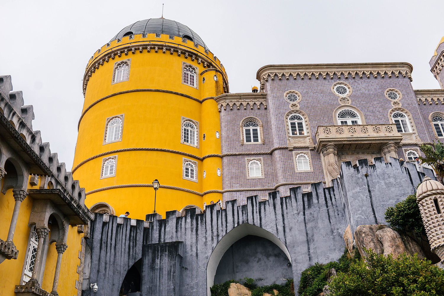 Visiting Pena Palace in Sintra, Portugal | Best Tips for an Easy Trip!