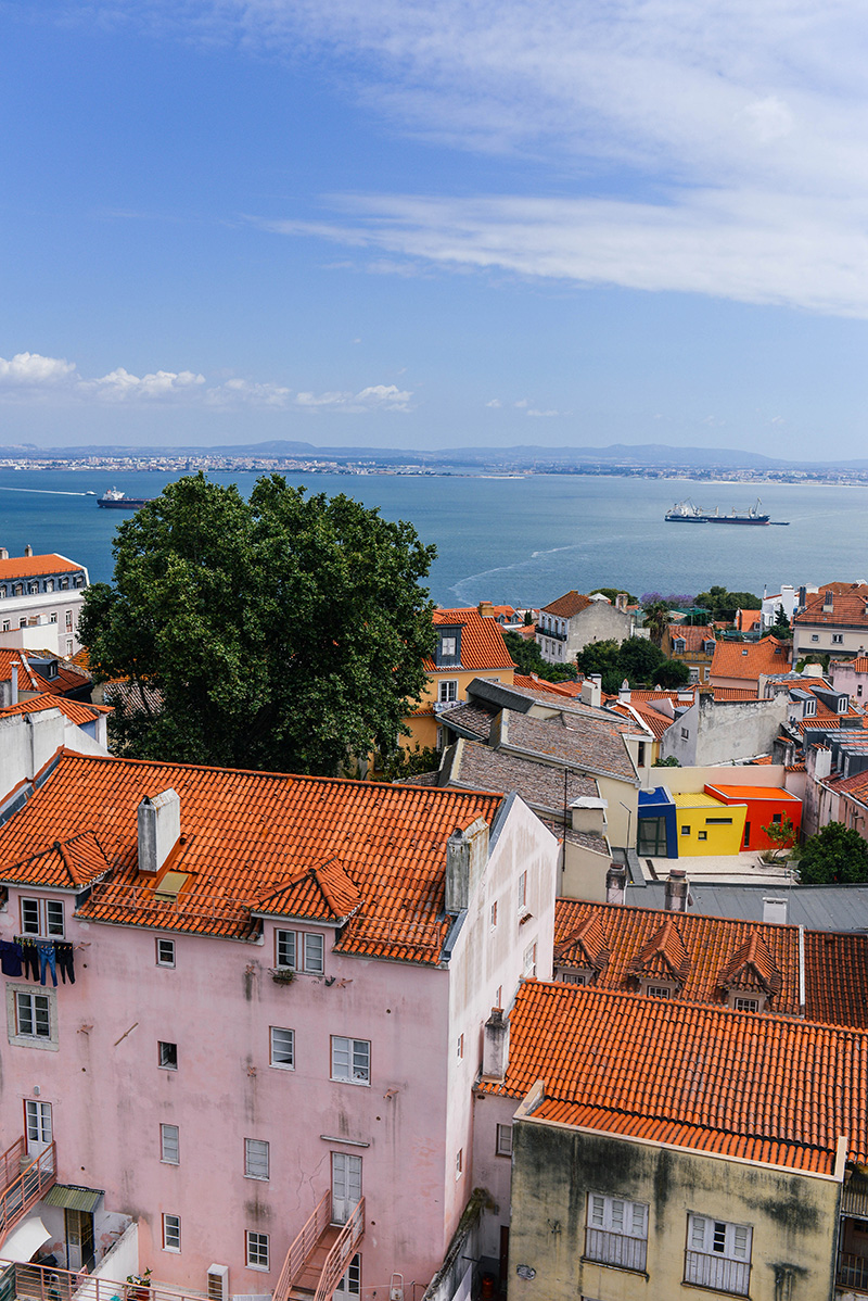 Best Views in Lisbon, Portugal