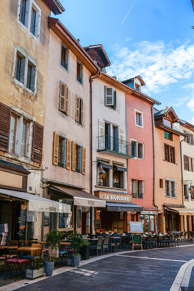 Pictures of Annecy, France
