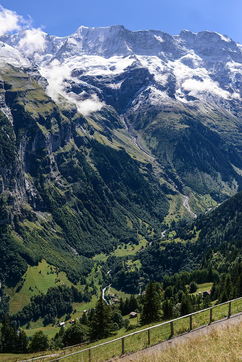 My hike through Lauterbrunnen, Murren, and Gimmelwald, Switzerland