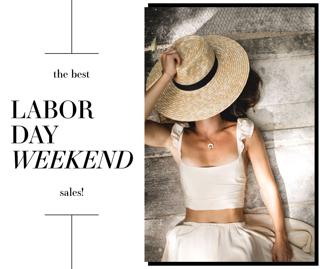 The Very Best Labor Day Weekend Sales, August 2018
