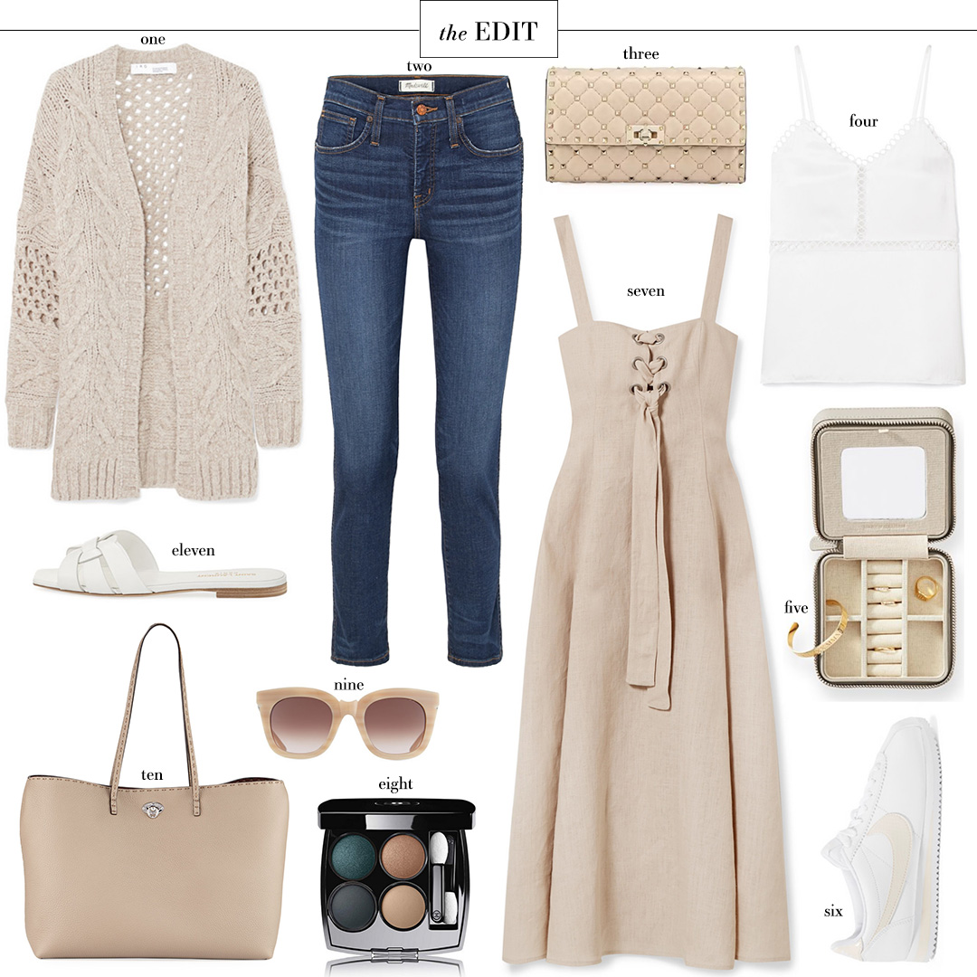 IRO Cableknit Cardigan | The Edit