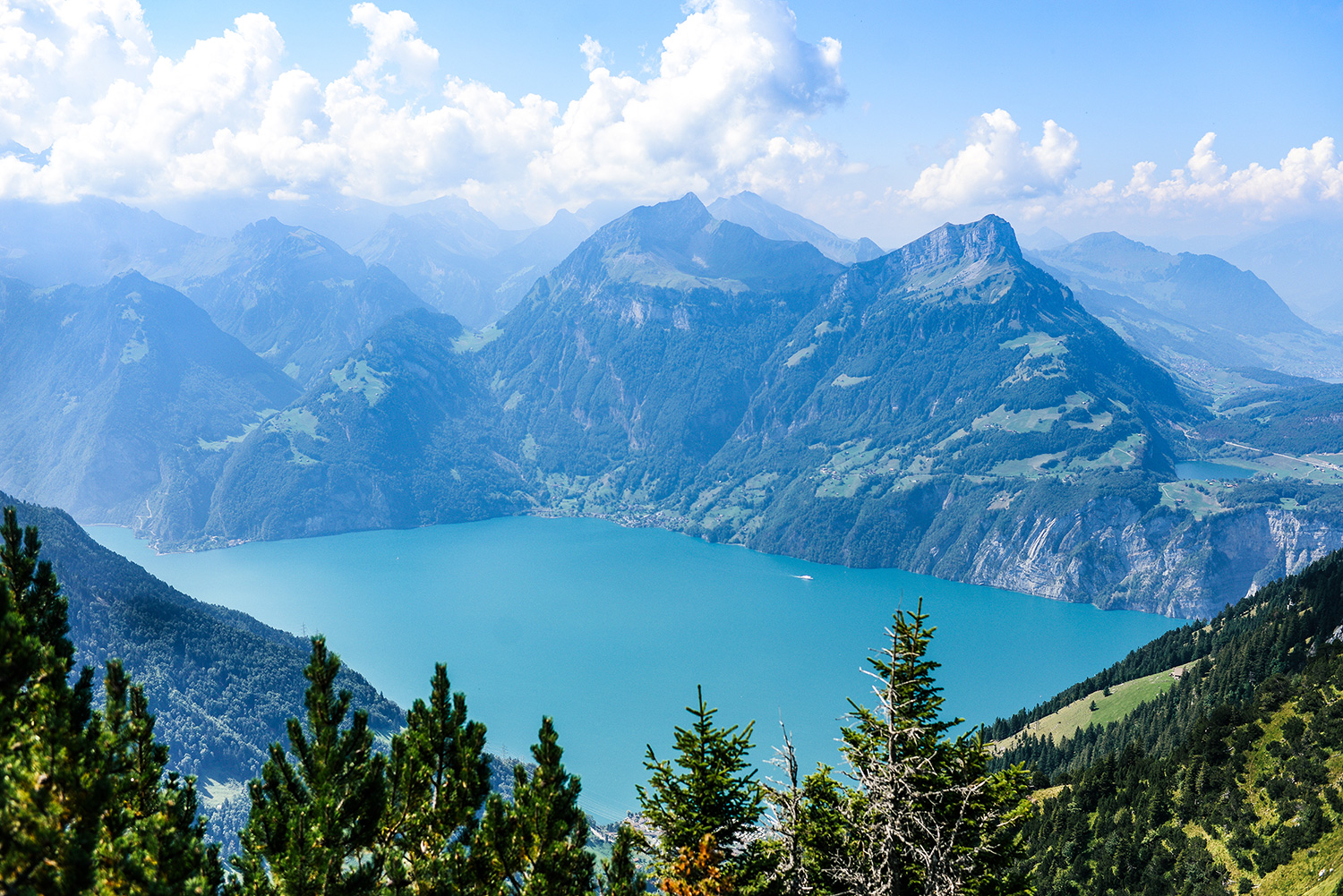 The Switzerland Itinerary Is Live!