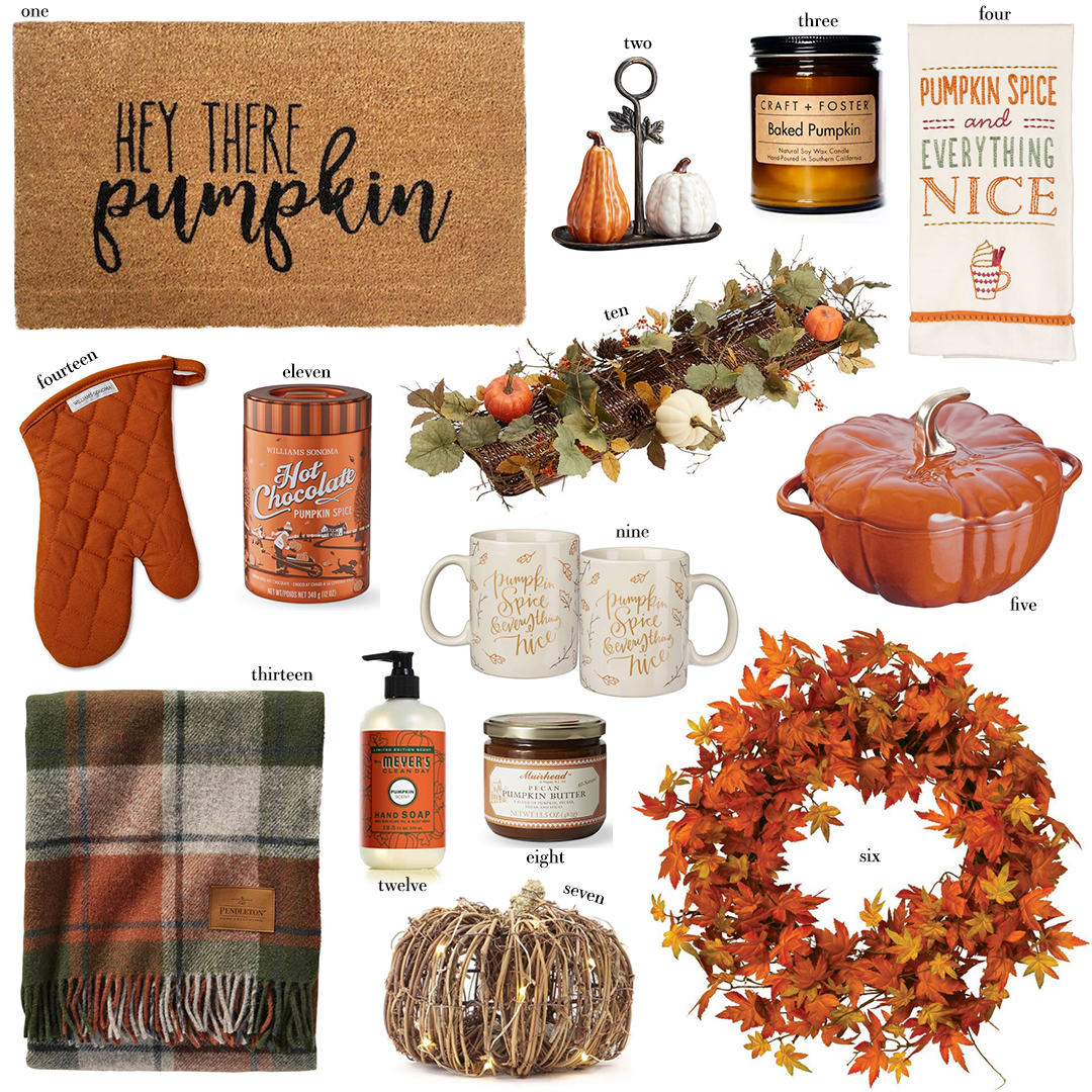 Chic Fall/Autumn Decor and Entertaining TIps