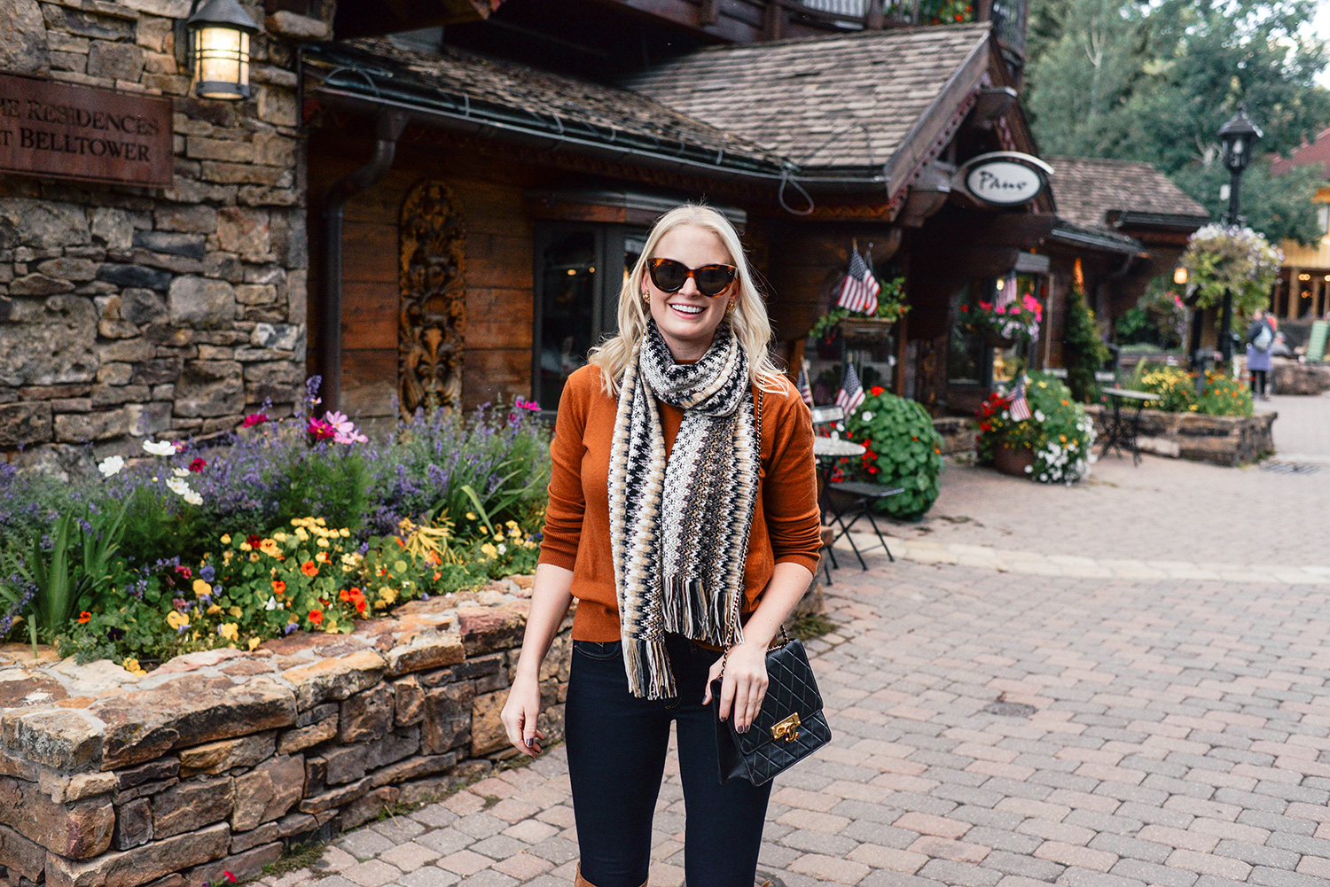 Chic and Casual Fall Outfit Ideas