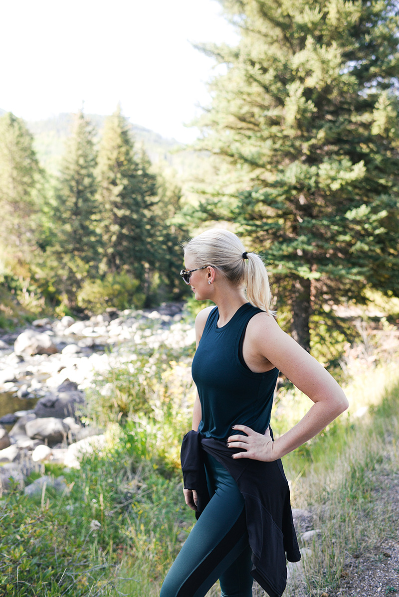 Chic Fall Workout Clothes from Nordstrom | The Style Scribe