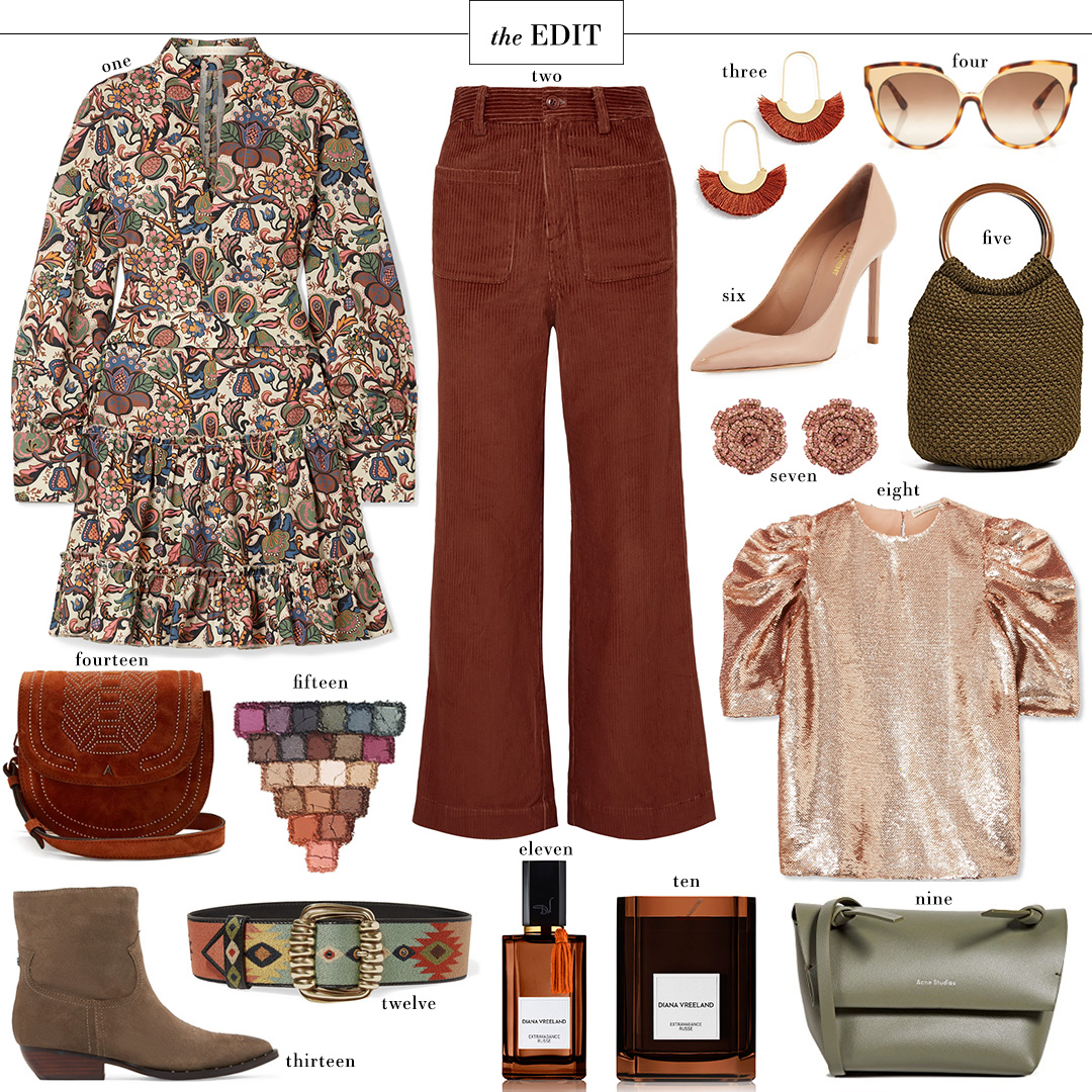Fall Fashion Trends: Western Inspiration | The Edit