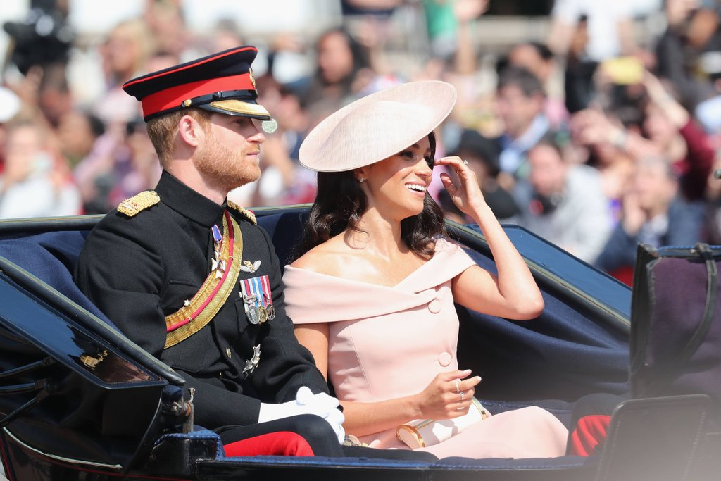 Sussex Style Watch | Meghan Markle's Royal Style