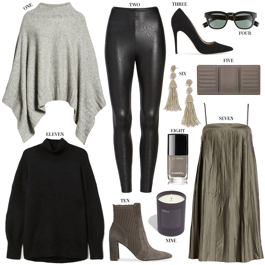 UNDER $100 | COMMANDO FAUX LEATHER LEGGINGS