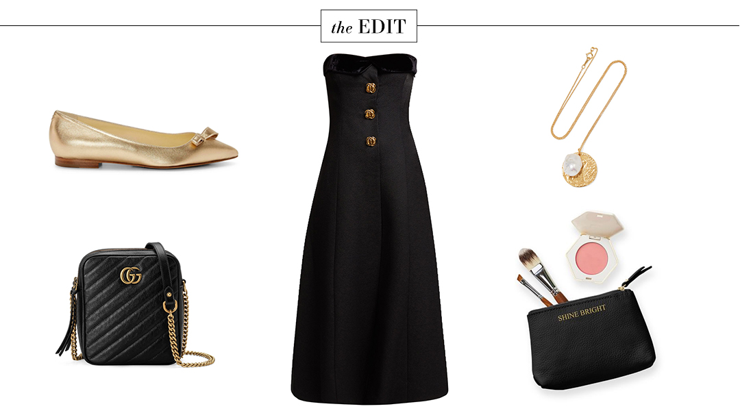 Chic Black Holiday Pieces | The Edit