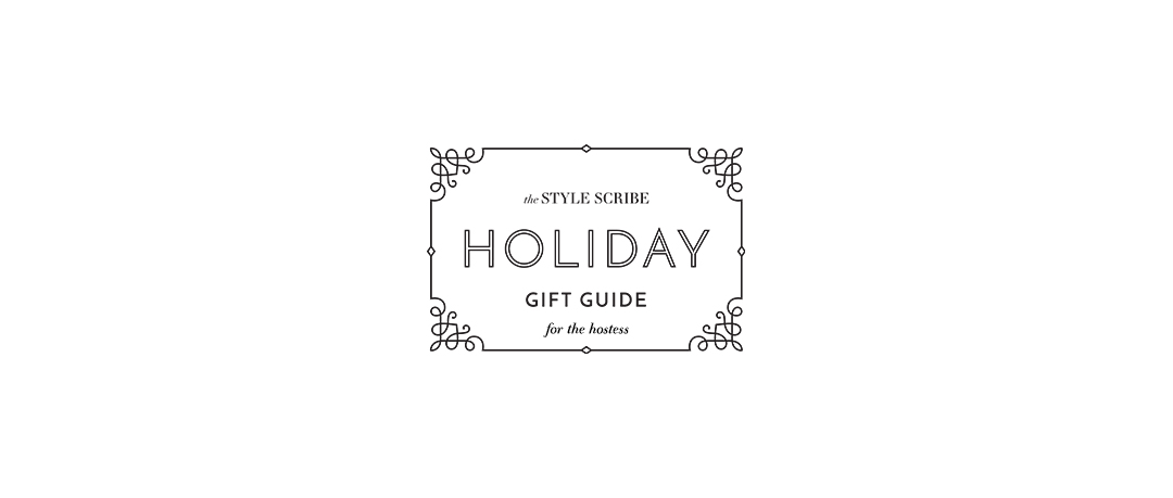 The Best Holiday Gift Ideas for the Hostess/Entertainer