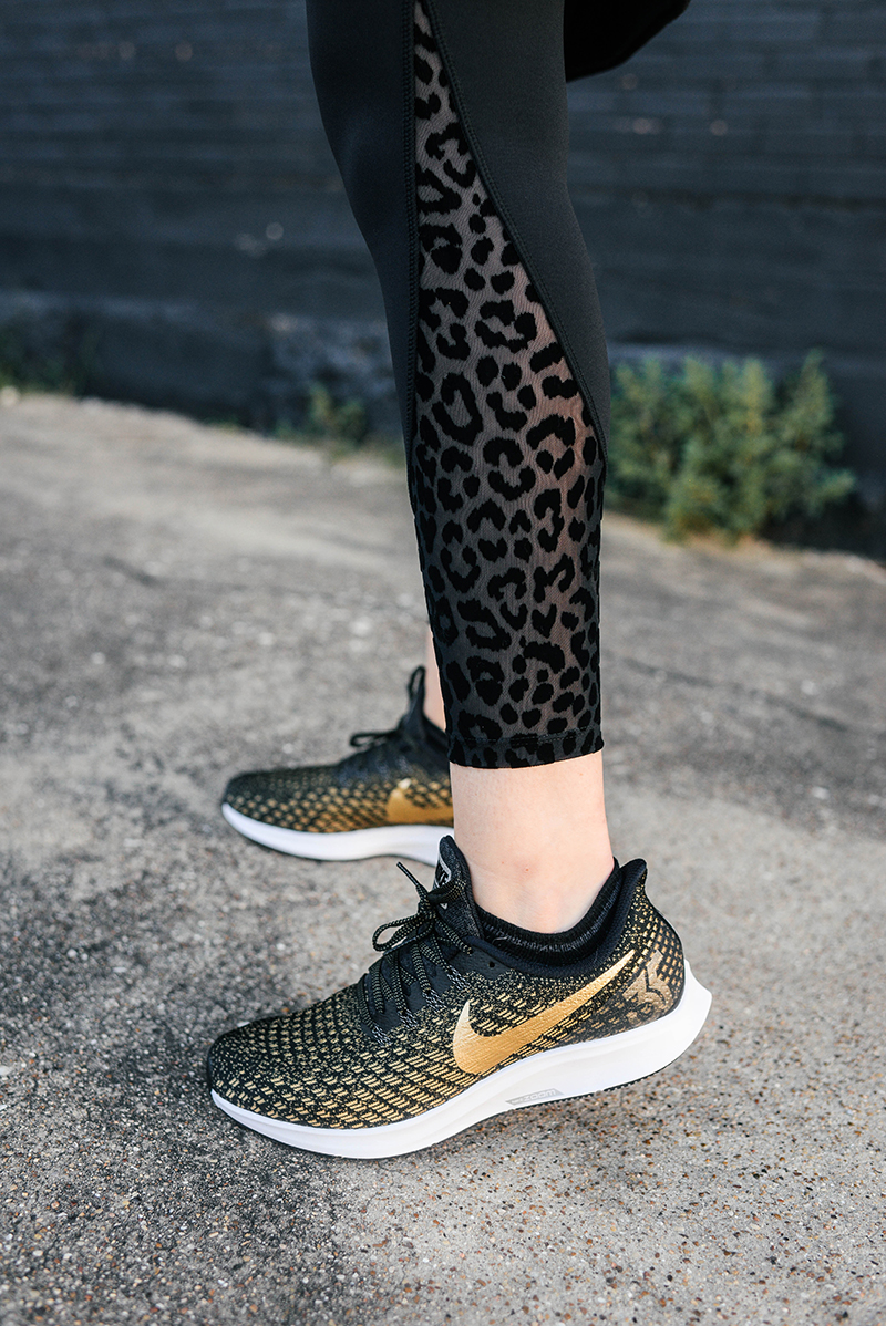 Kate Spade Leopard Workout Clothes | Fitness Update