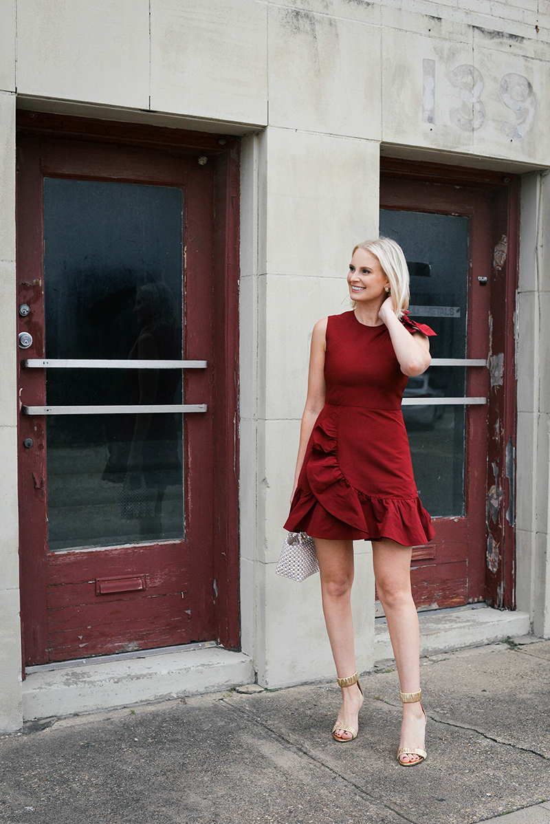 Holiday Party Outfit Ideas   Winter Wedding + Fancy Christmas Eve Dinner Outfit