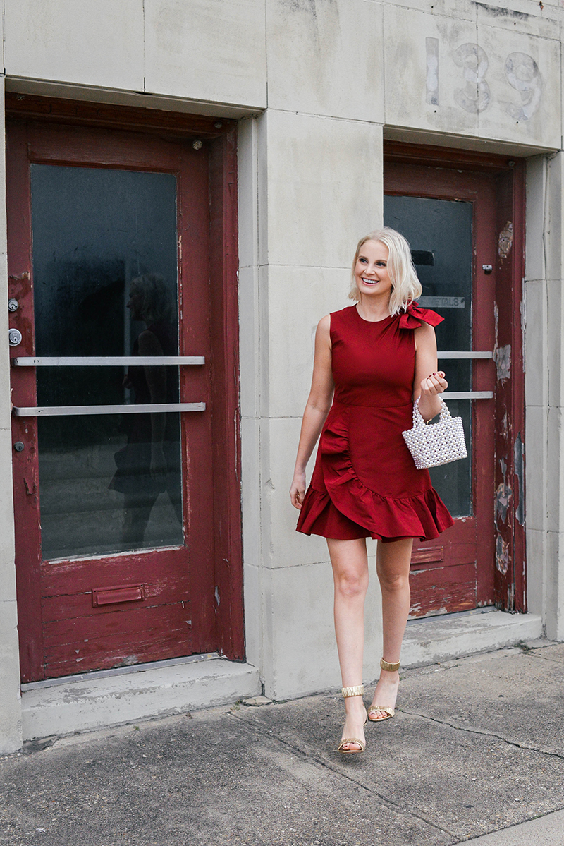 Holiday Party Outfit Ideas | Winter Wedding + Fancy Christmas Eve Dinner Outfit