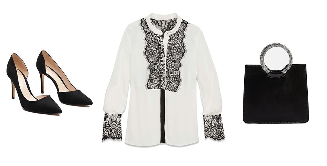Rachel Roy Lace Blouse, Button Front Pants and More Under $100
