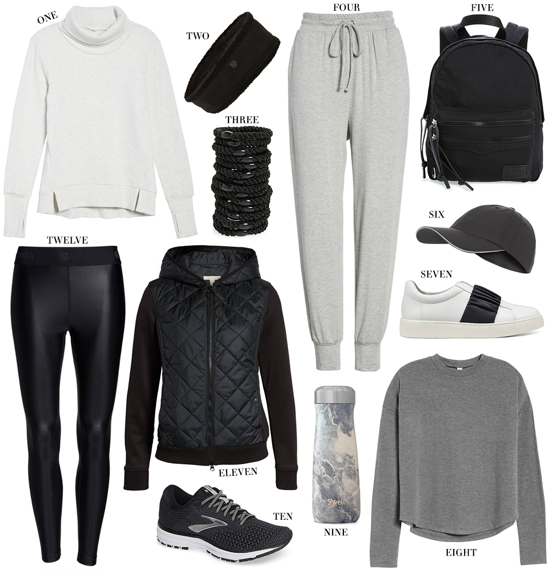 Athleisure Favorites Under $100