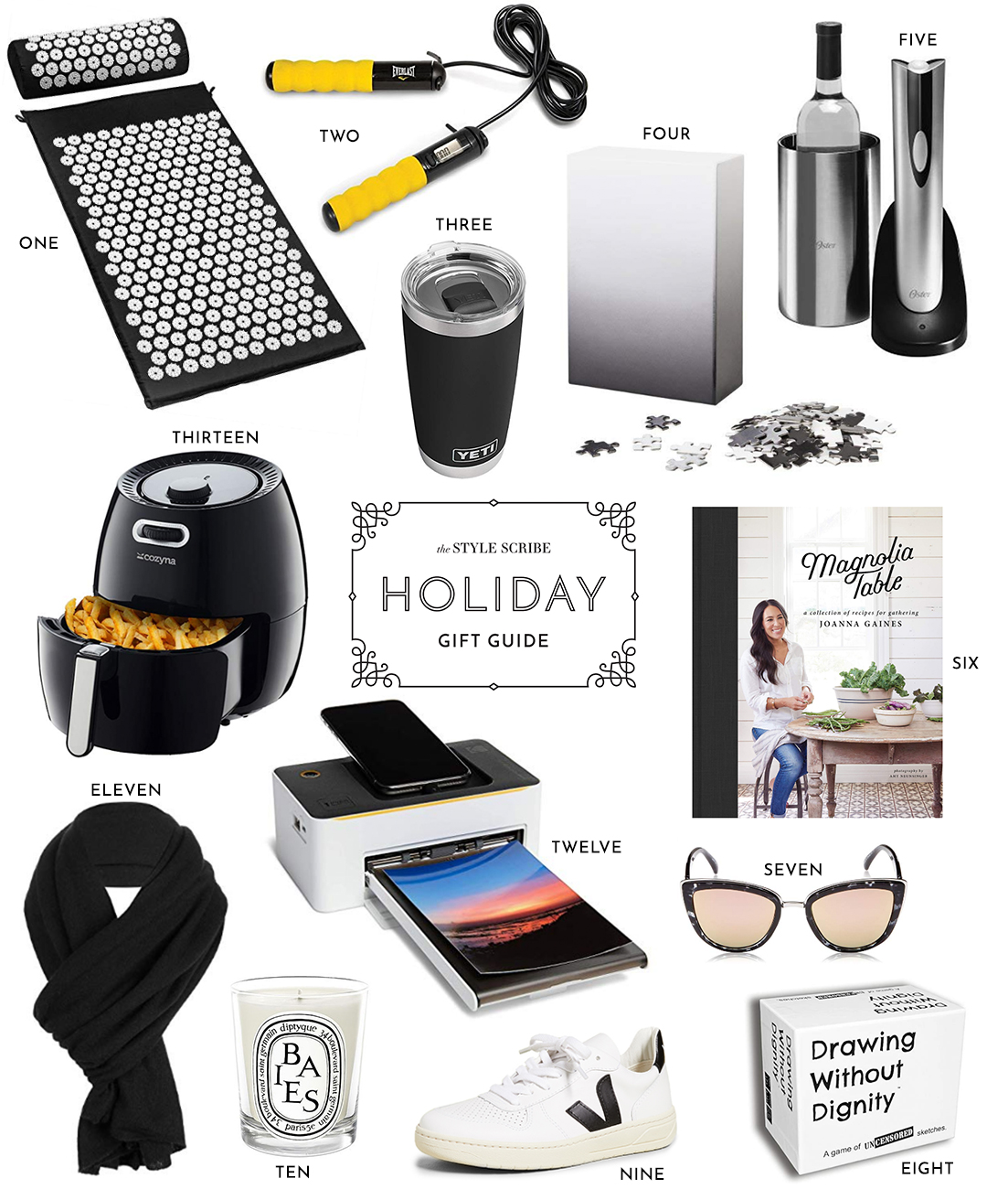 HOLIDAY GIFT GUIDE // BEST LAST MINUTE GIFTS FROM AMAZON