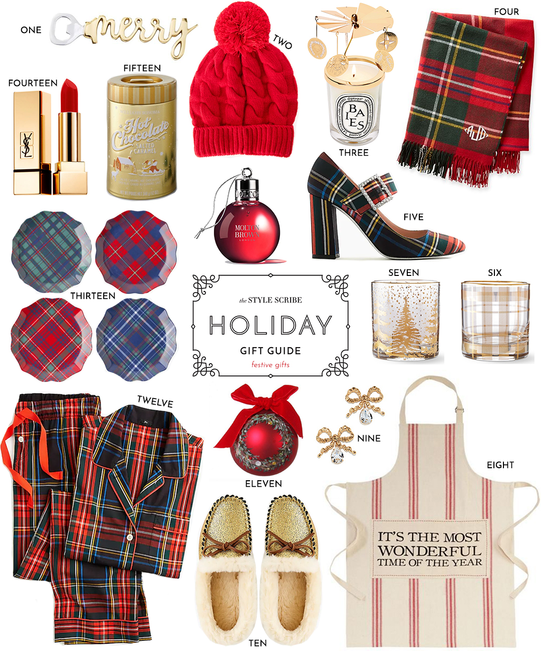 Holiday Gift Guide   Festive Gift Ideas for Everyone on Your List