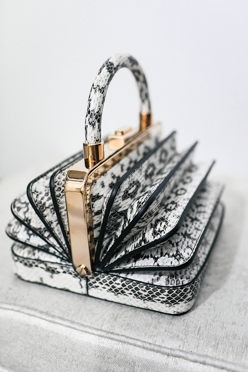 Gabriela Hearst's New Madison Avenue Boutique in New York | Diana Python Handbag