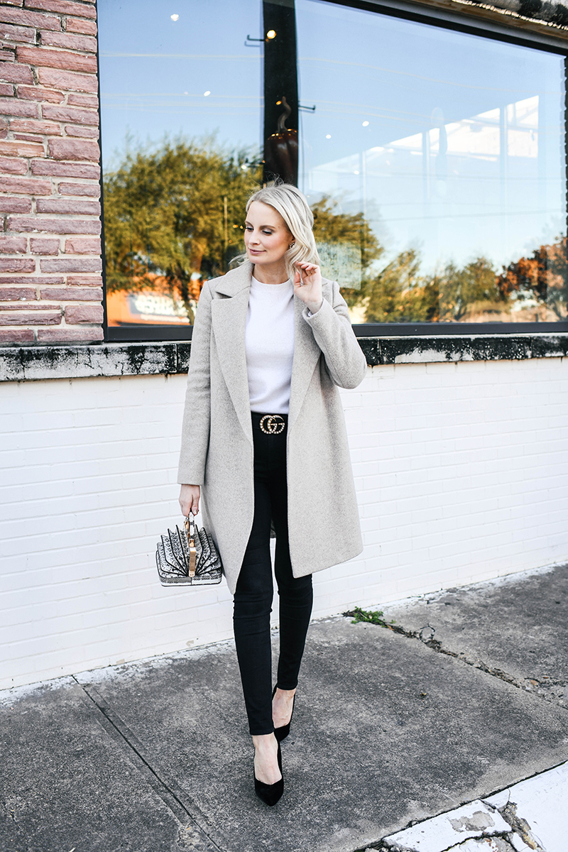 Elegant Neutrals and my new Gabriela Hearst Diana Bag