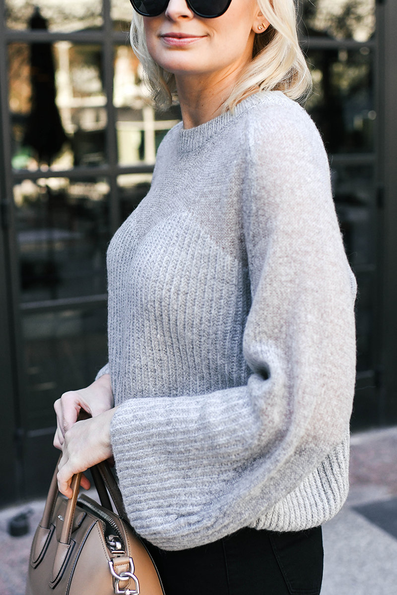 Line & Dot Sweaters | The Style Scribe