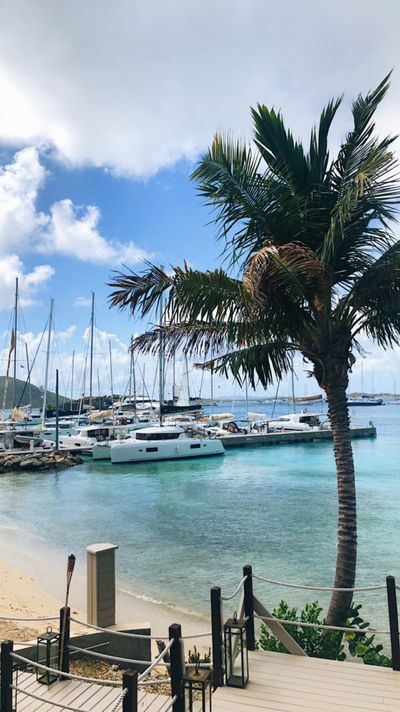 ABOARD THE CUAN LAW | SAILING THE BRITISH VIRGIN ISLANDS