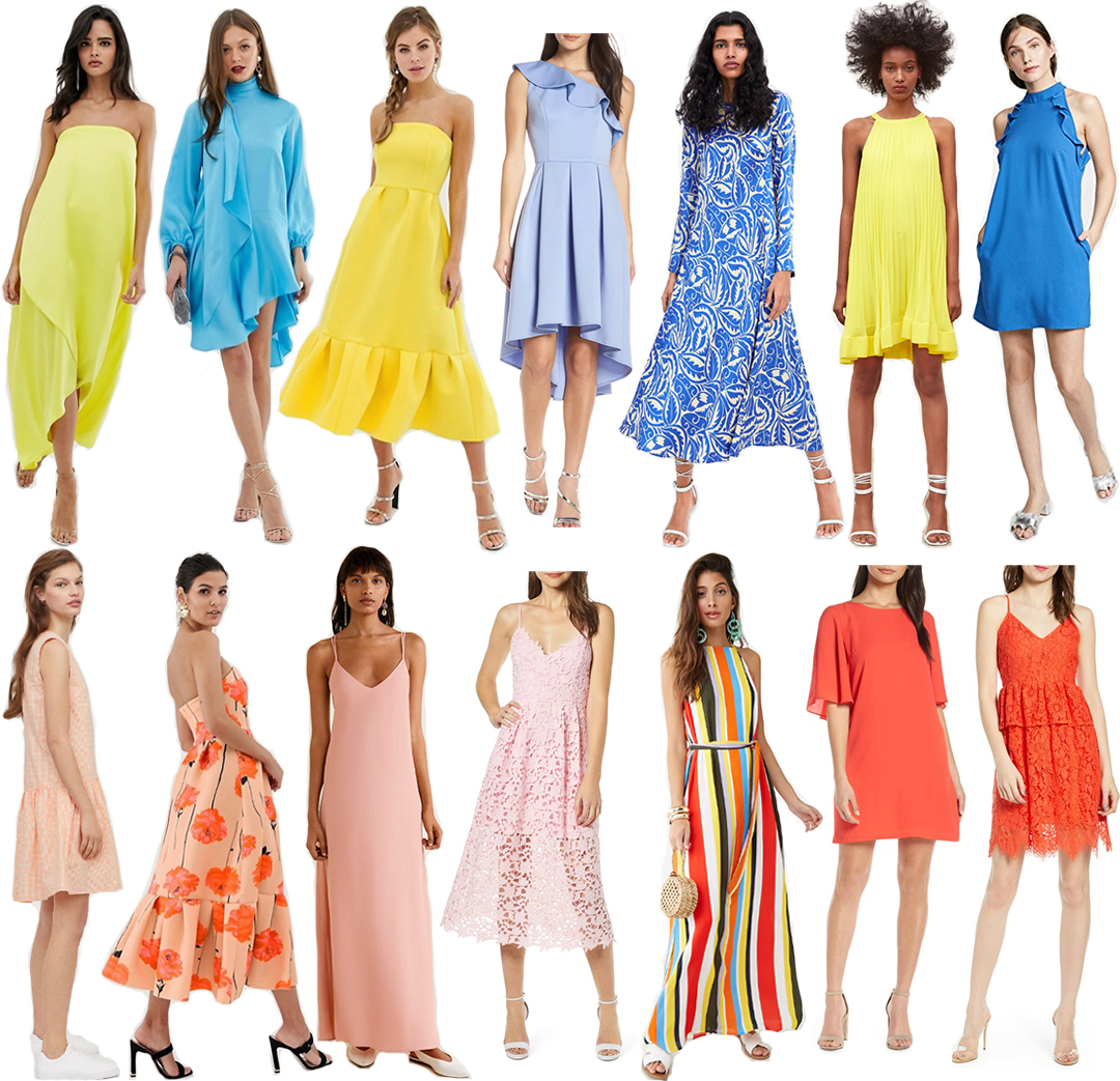 Best Spring Summer Party Wedding Guest Dresses Under 100 The
