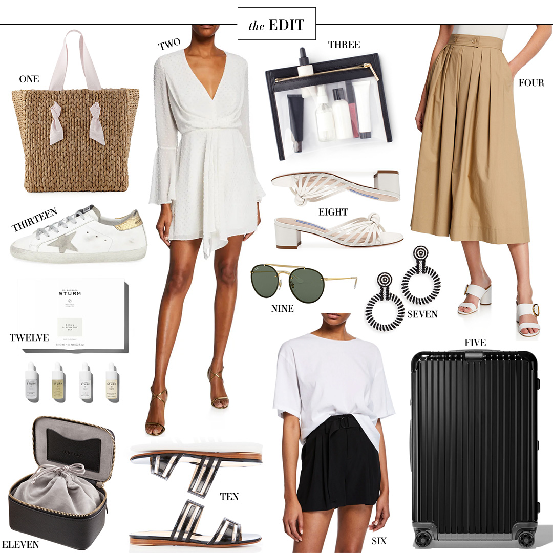 THE EDIT // NEIMAN MARCUS, THE ART OF TRAVEL