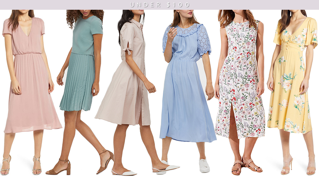 BEST EASTER DRESSES FOR EVERY BUDGET