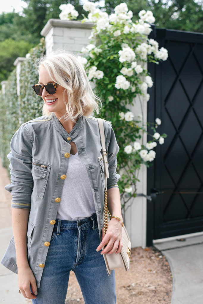 Citizens of Humanity Charlotte Crop Jeans in Worthwhile