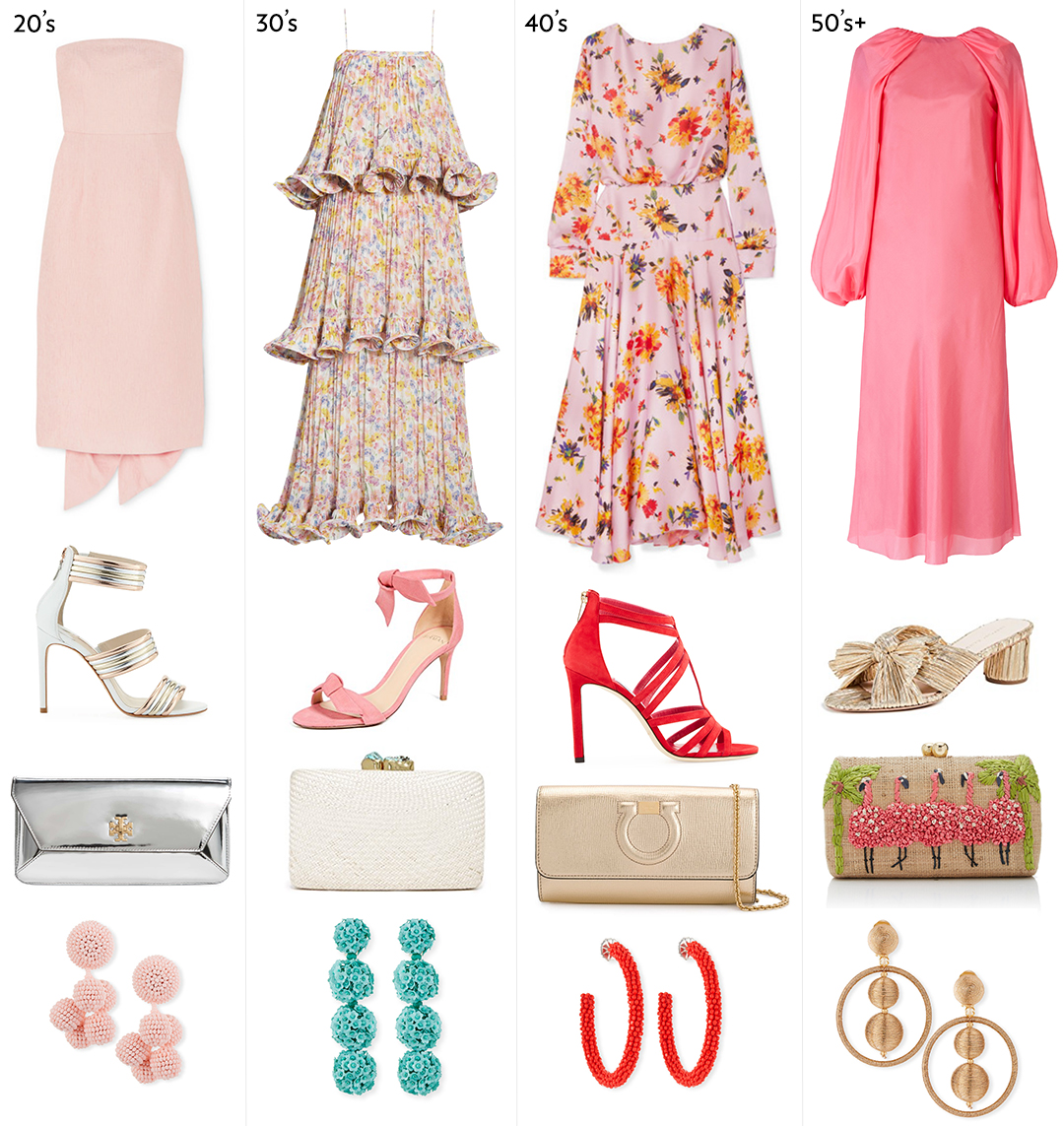 SPRING WEDDING STYLE // AT ANY AGE