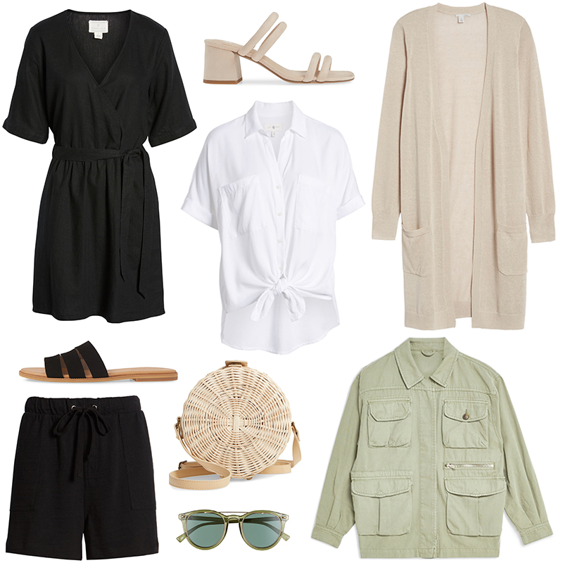 CASUAL SUMMER STAPLES | BUDGET-FRIENDLY FINDS