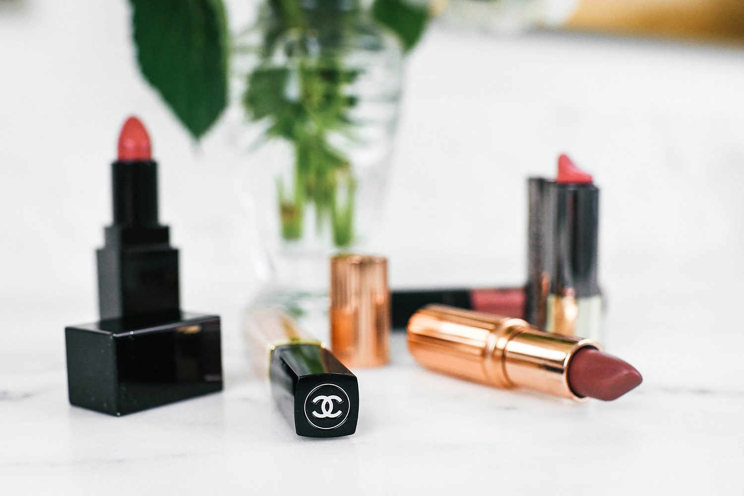 CURRENT FAVORITE LIP COLOR COMBOS