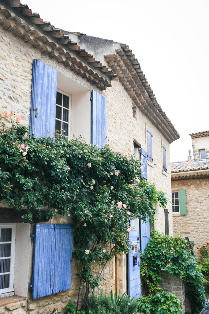 visiting ansois and menerbes, france // provence guide & tips