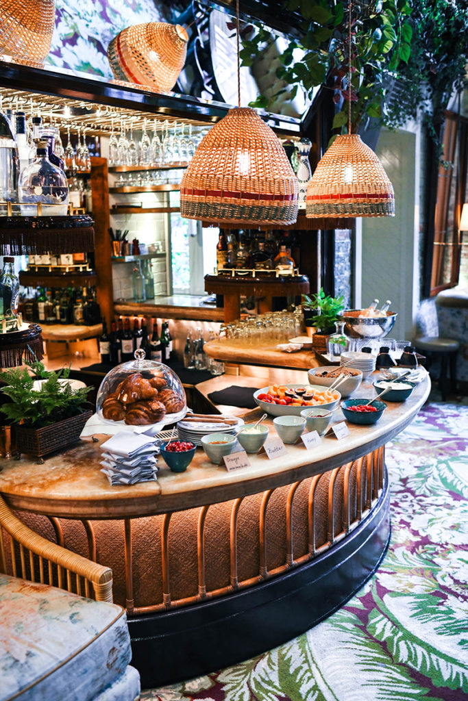 London Hotel Review // Chiltern Firehouse in Marylebone