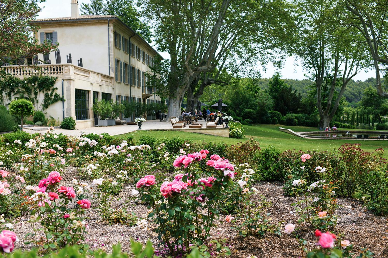 Domaine de Fontenille, Provence, France